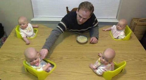 Изобретательность родителей не имеет границ