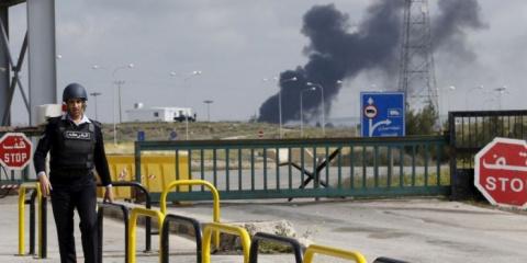 WSJ рассказал об авиаударе ВКС России по секретной базе США в Сирии
