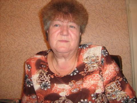 Вера Моисеенко