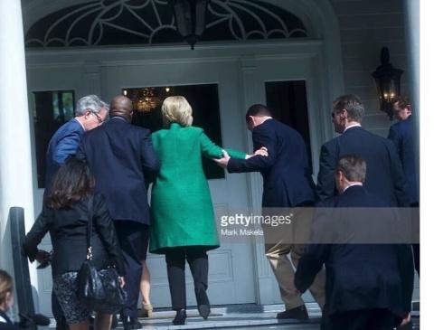 Подтвердилось: Клинтон неизл…