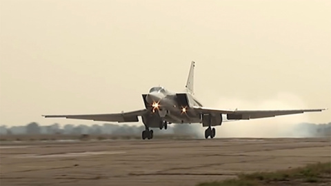 Генштаб: под прикрытием ВКС РФ было уничтожено 70% террористов под Хамой в Сирии