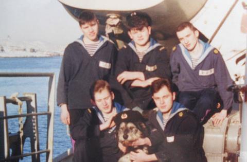 Четверолапые помощники моряков на кораблях