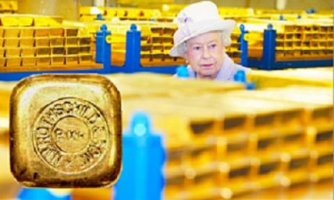 Как Европа воровала российское золото