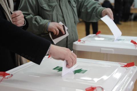 Ожидается, что на выборы в Г…