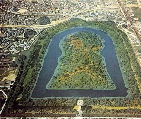 Особенные пирамиды в Японии