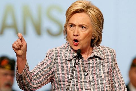 Клинтон назвала Путина «угрозой американской демократии»