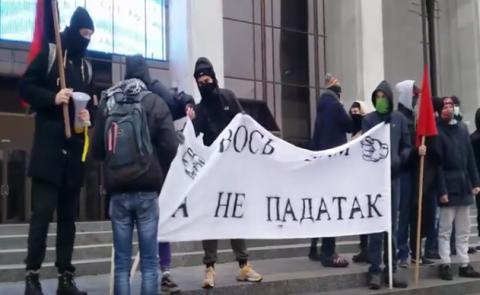 Марш рассерженных белорусов. Где вы видели майдан в Белоруссии?