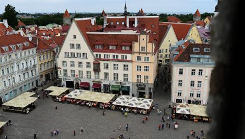 В Брюсселе прозвучала критика положения русских в Эстонии
