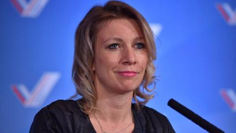 Захарова: в CNN создали отде…