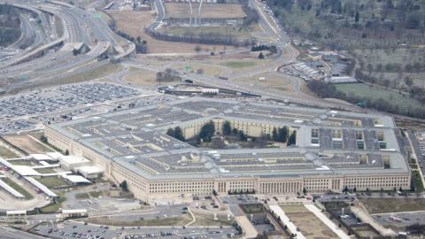 Пентагон поспорил с Минобороны РФ о количестве долетевших до базы в Сирии ракет