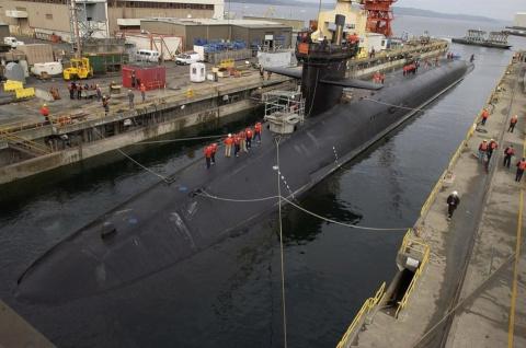 Новая российская атомная под…