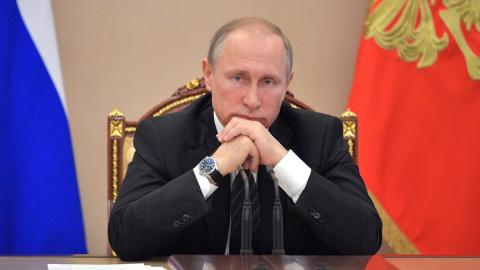 Капитан российской армии поп…