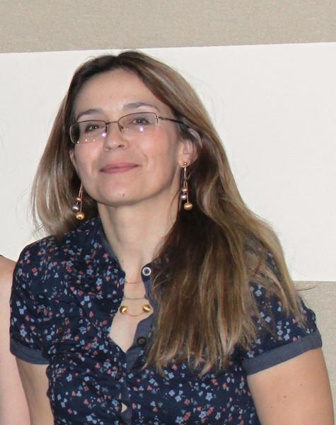 Лариса Петрова (Рединова)