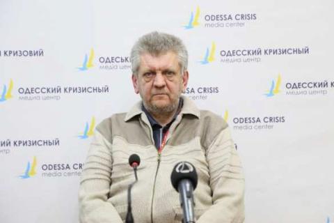 «Евромайдановец», спасающийся в Одессе от российских психиатров, попытался покончить с собой