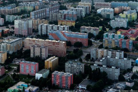 Панельное наследие социализма в Праге и как в нём живут чехи