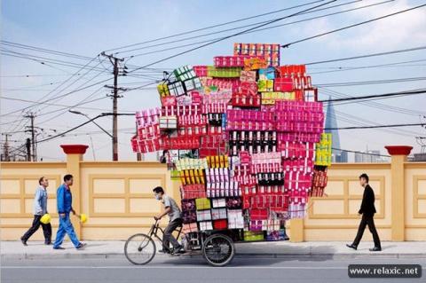 Чудеса перевозки (МНОГО фото)