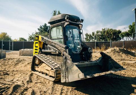 Стартап в США сделал трактор…