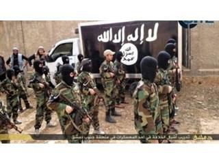 Боевики ИГИЛ готовят в Сирии…