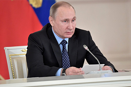 Сильный ход Путина