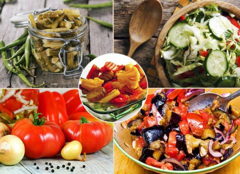 Салаты на зиму: топ-5 изумительно вкусных овощных заготовок