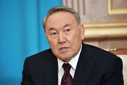 Назарбаев рассказал об идее …