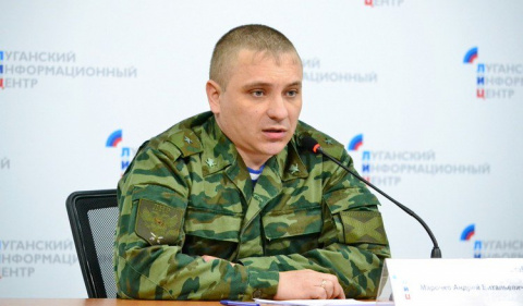 Боевики «АТО» выпустили по ЛНР более 120 боеприпасов — командование