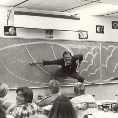 Когда у учителей тоже есть ч…