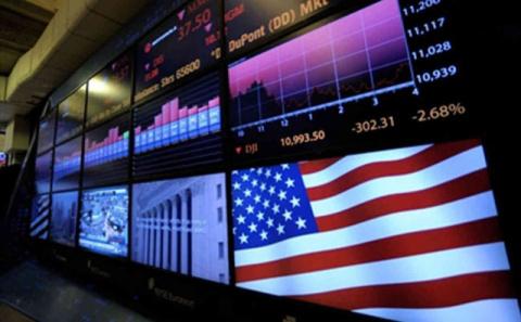 Рост ВВП США замедлился в IV квартале