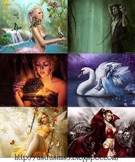 9 картин от Astra