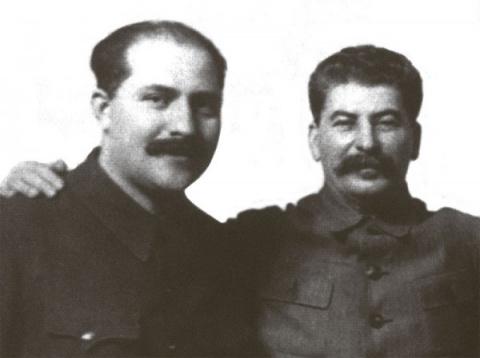 Переписка Сталина с Каганови…