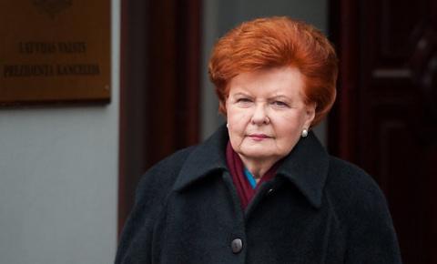 Бывшего президента Латвии об…