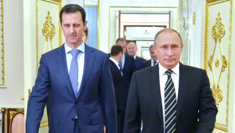 Война в Сирии: промежуточные…