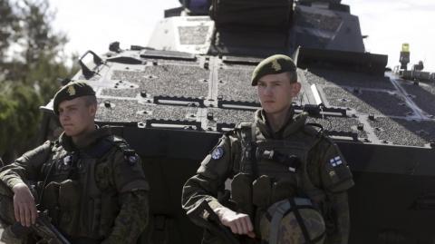 FR: в связи с российской угр…
