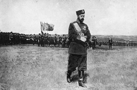 Русская армия к началу кампа…