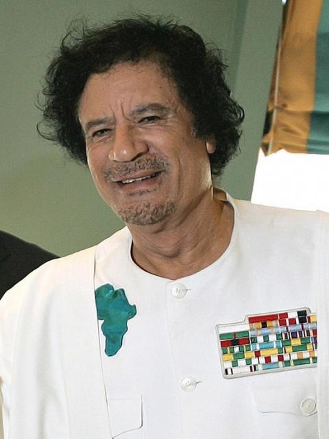 КПРФ пообещала Путину судьбу Каддафи.