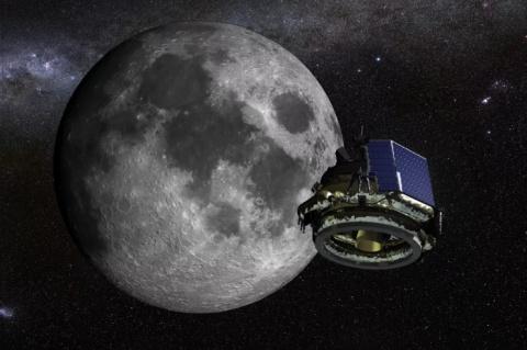 Первый частный полет к Луне …