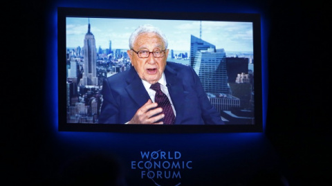 Fortune: Киссинджер выразил надежду на «серьёзный диалог» с Россией