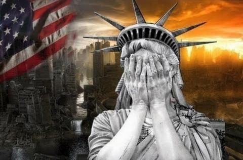 Прощальная агония Американск…
