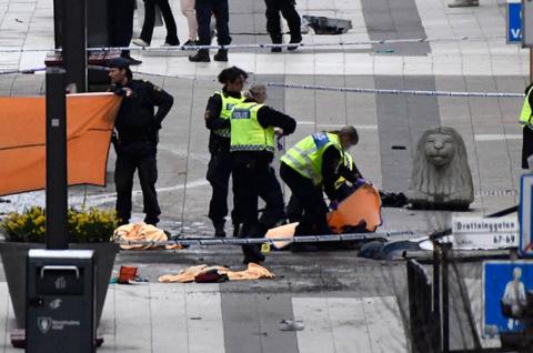 Гражданин Узбекистана сознался в теракте в Стокгольме