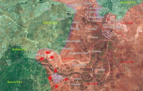 Битва за Алеппо. 06.09.2016