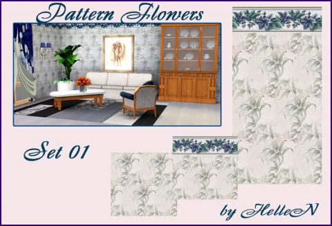 Floral Patterns by Hellen