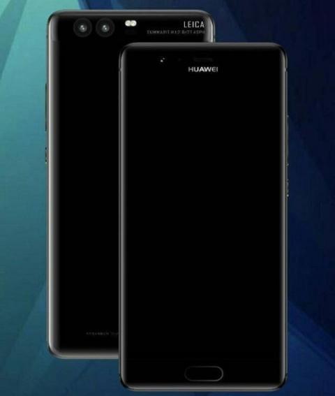 Huawei указала стоимость смартфонов P10 и P10 Plus