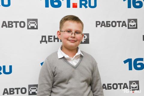 Школьник из Ростова — о скан…