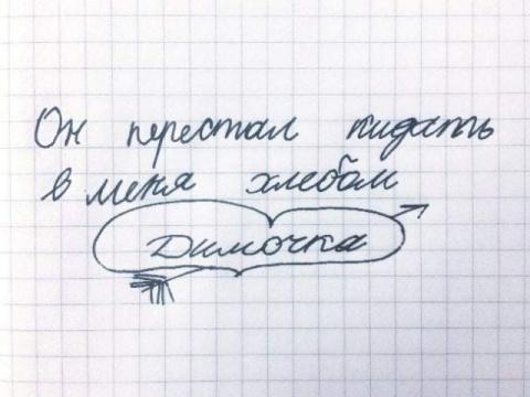 Что пишут дети в дневниках и анкетах