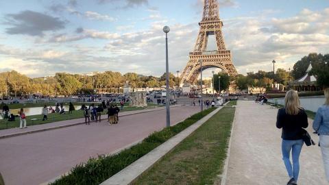 Русские впечатления о Париже…