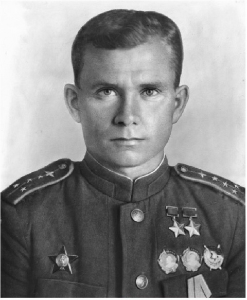Дважды герой советского союз…
