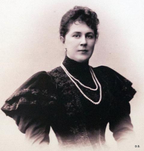 Княгиня, которую любили крестьяне, рабочие и студенты