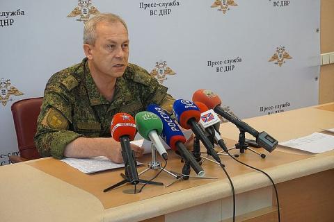В ДНР сообщили, что украинские силовики перебросили снайперов к линии соприкосновения