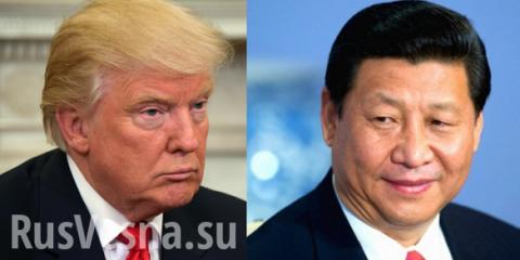 «Сердечная беседа»: о чем поговорили Трамп и Си Цзиньпин