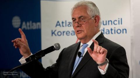 """США готовы к военному решению по КНДР, """"если что-то пойдет не так"""""""